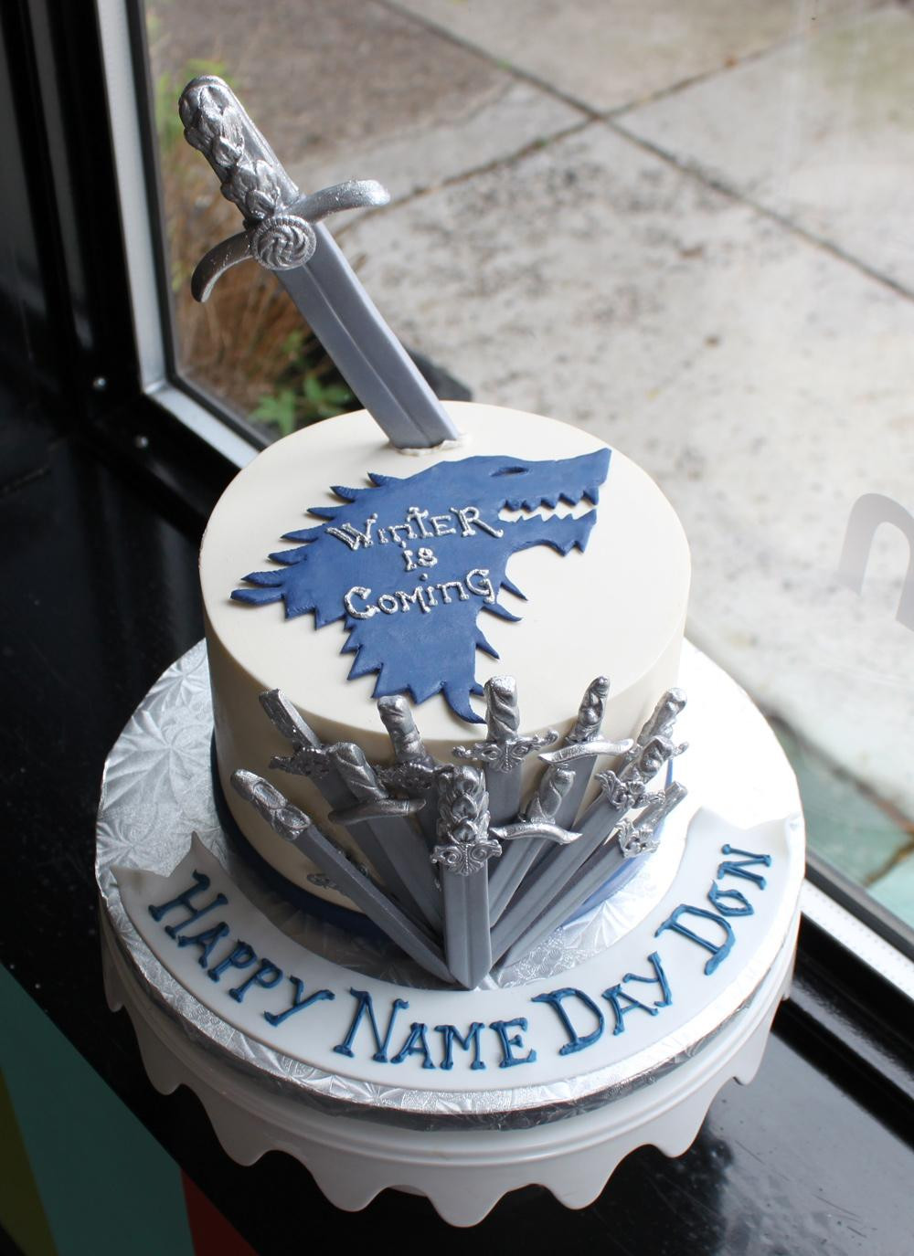 Best ideas about Game Of Thrones Birthday Cake . Save or Pin Game of Thrones Cake Designs Now.