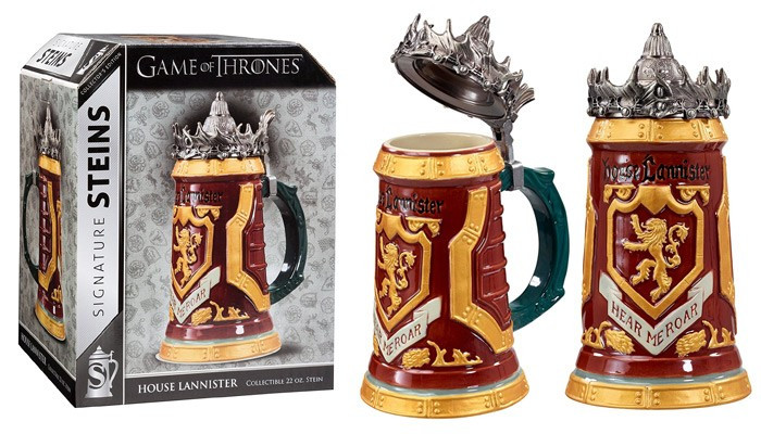 Best ideas about Game Of Thrones Gift Ideas For Him . Save or Pin 41 Amazing Game of Thrones Gifts For Him Someone Get Me Now.