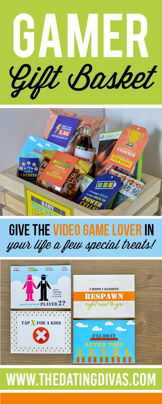 Best ideas about Gamers Gift Ideas . Save or Pin 17 Best images about Homemade Gift Ideas on Pinterest Now.