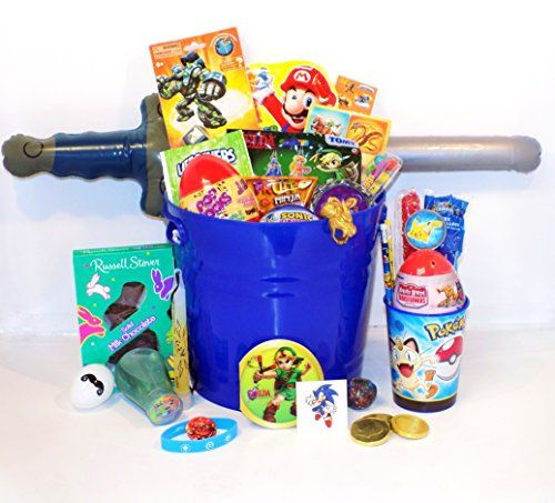 Best ideas about Gamers Gift Ideas . Save or Pin 9 Fun Easter Basket Ideas for Young Geeks Now.