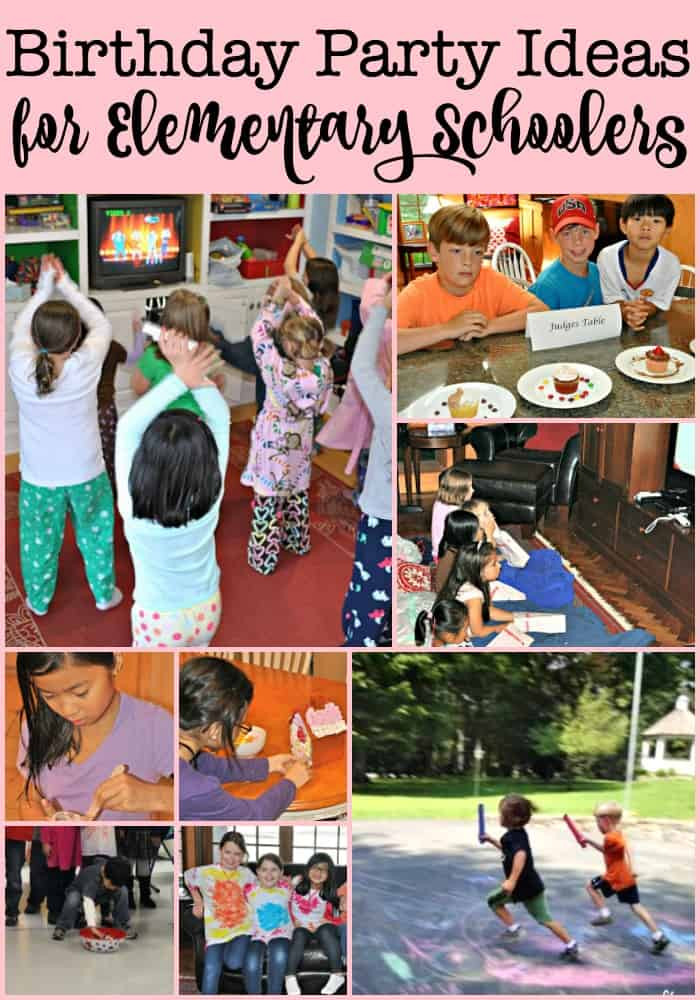 Best ideas about Games For Birthday Party At Home . Save or Pin How to Throw Kids Birthday Parties at Home Mom 6 Now.