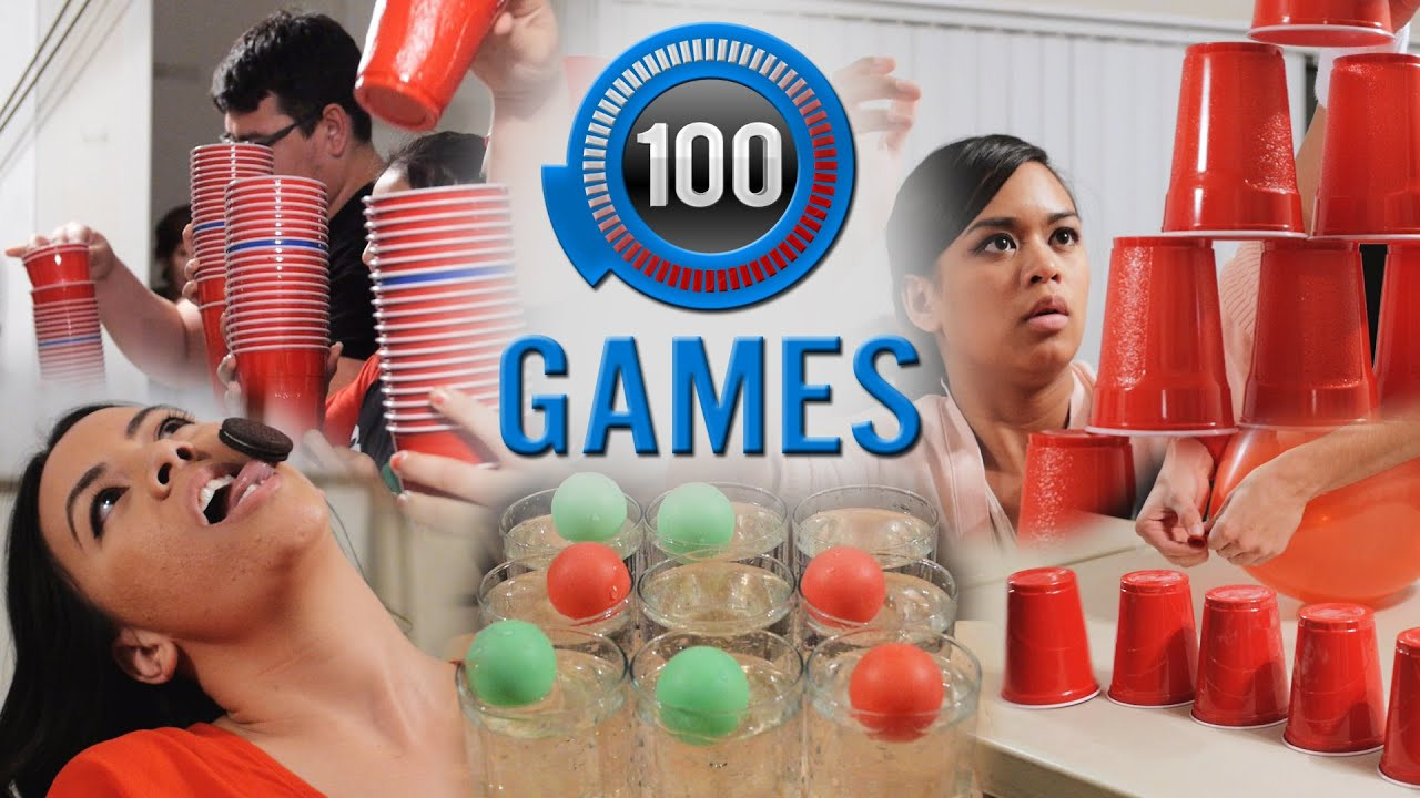 Best ideas about Games For Birthday Party At Home . Save or Pin Minute to Win It 100 Party Games Now.