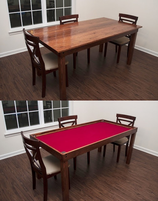 Best ideas about Gaming Table DIY . Save or Pin DIY Gaming Table Clever & Crafty Now.