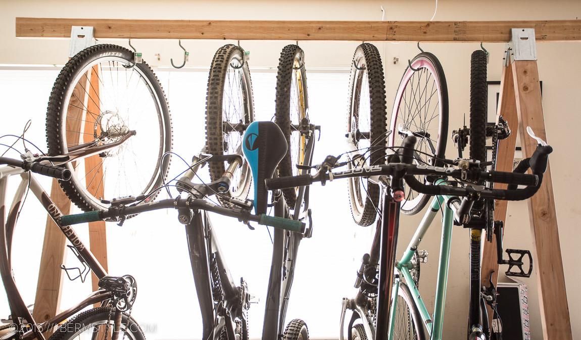 Best ideas about Garage Bike Storage Ideas DIY . Save or Pin DIY Bike Storage Rack Now.