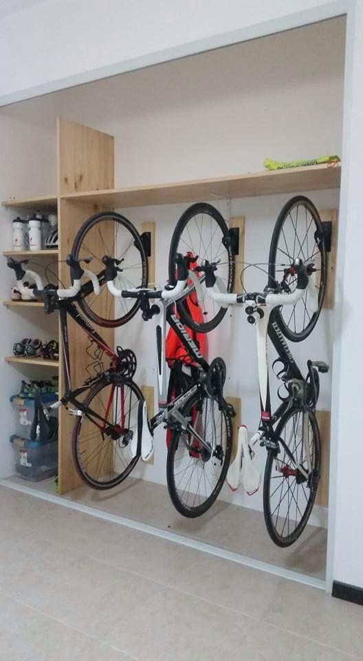 Best ideas about Garage Bike Storage Ideas DIY . Save or Pin Best 25 Bike storage ideas on Pinterest Now.