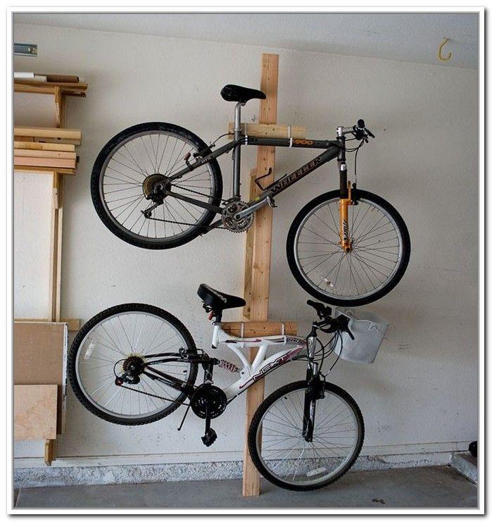 Best ideas about Garage Bike Storage Ideas DIY . Save or Pin diy bike storage Google Search Garage Now.