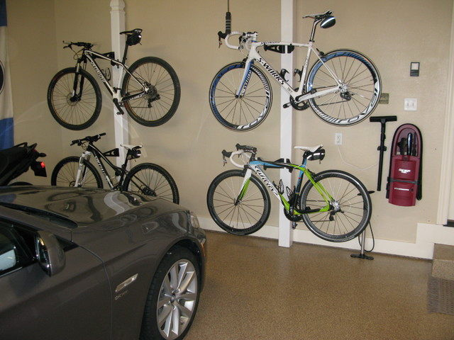 Best ideas about Garage Bike Storage Ideas DIY . Save or Pin Bike Garage Modern Garage And Shed other metro by Now.