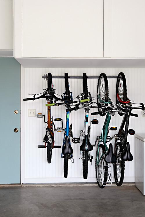 Best ideas about Garage Bike Storage Ideas DIY . Save or Pin 16 Brilliant DIY Garage Organization Ideas Now.
