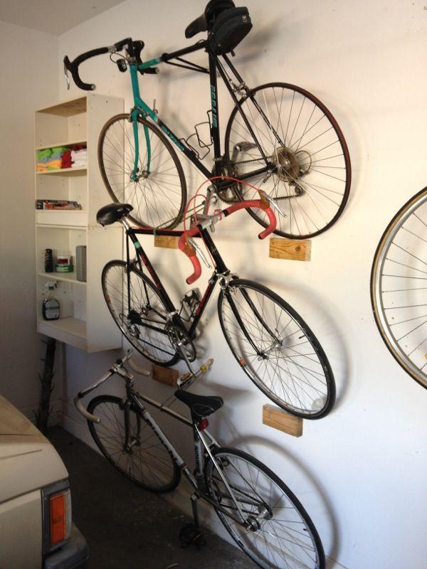 Best ideas about Garage Bike Storage Ideas DIY . Save or Pin Best 25 Garage bike storage ideas on Pinterest Now.