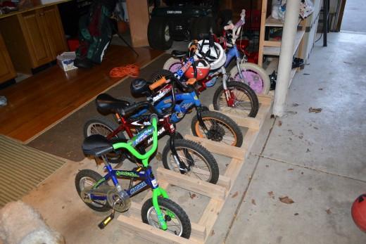 Best ideas about Garage Bike Storage Ideas DIY . Save or Pin DIY Garage Bike Rack Now.