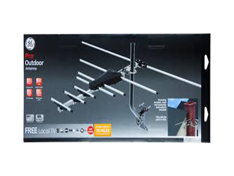 Best ideas about Ge Pro Outdoor Antenna . Save or Pin GE Pro Outdoor Antenna 4K Ultra HD – Works Within 70 Now.