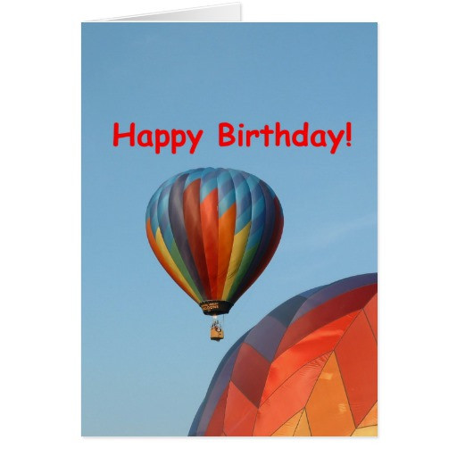 Best ideas about Generic Birthday Wishes . Save or Pin Balloons Happy Birthday 2 generic Greeting Card Now.
