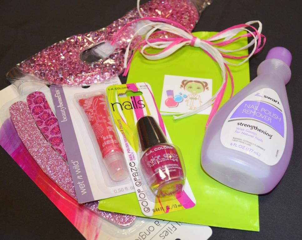 Best ideas about Gift Bags Ideas . Save or Pin Spa Party Creative Party Blog Now.