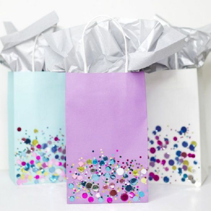 Best ideas about Gift Bags Ideas . Save or Pin 35 Eye Catching Party Goo Bag Ideas • Cool Crafts Now.
