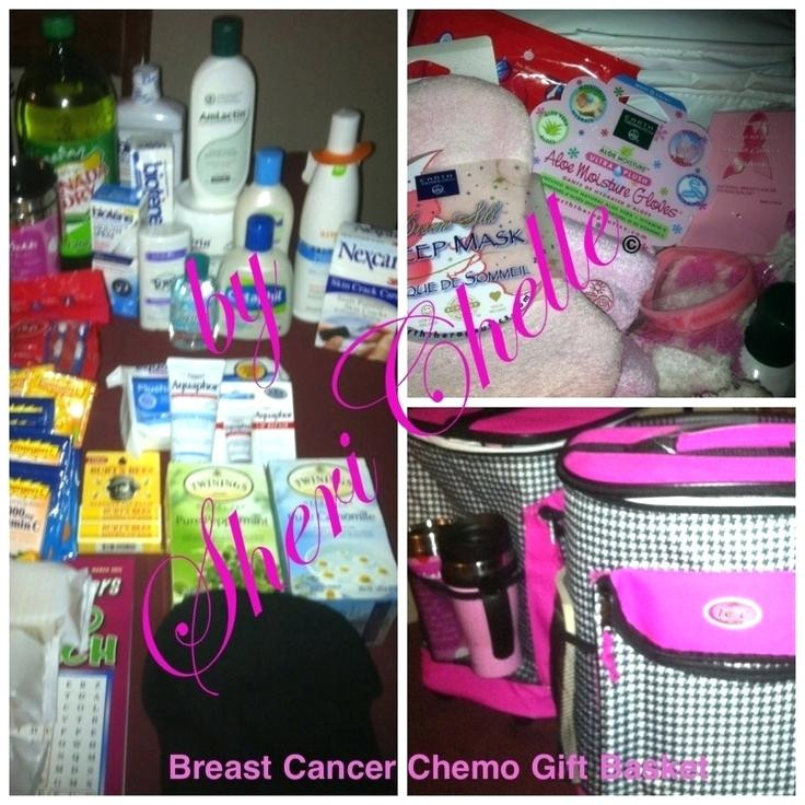 Best ideas about Gift Basket For Cancer Patient Ideas . Save or Pin Chemotherapy Gift Basket Ideas Now.