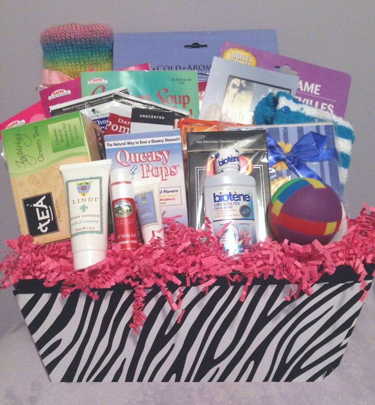 Best ideas about Gift Basket For Cancer Patient Ideas . Save or Pin 29 best Gift Baskets for Cancer Patients images on Now.