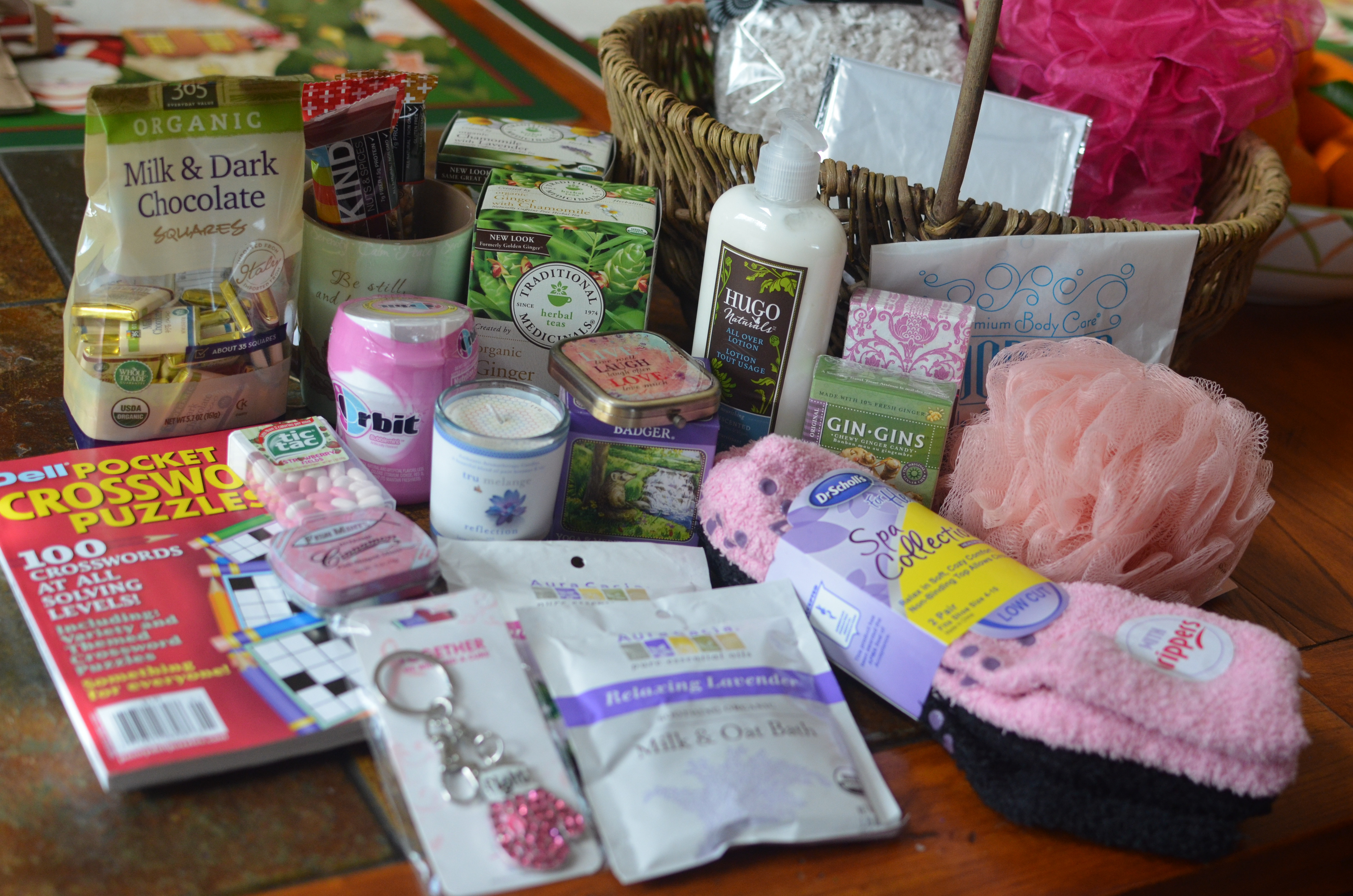 Best ideas about Gift Basket For Cancer Patient Ideas . Save or Pin World Cancer Day Healing Gift Basket Now.