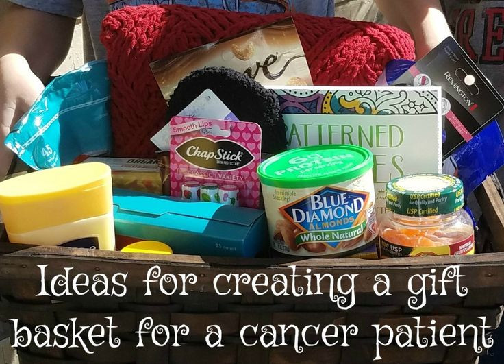 Best ideas about Gift Basket For Cancer Patient Ideas . Save or Pin 1000 ideas about Cancer Patient Gifts on Pinterest Now.