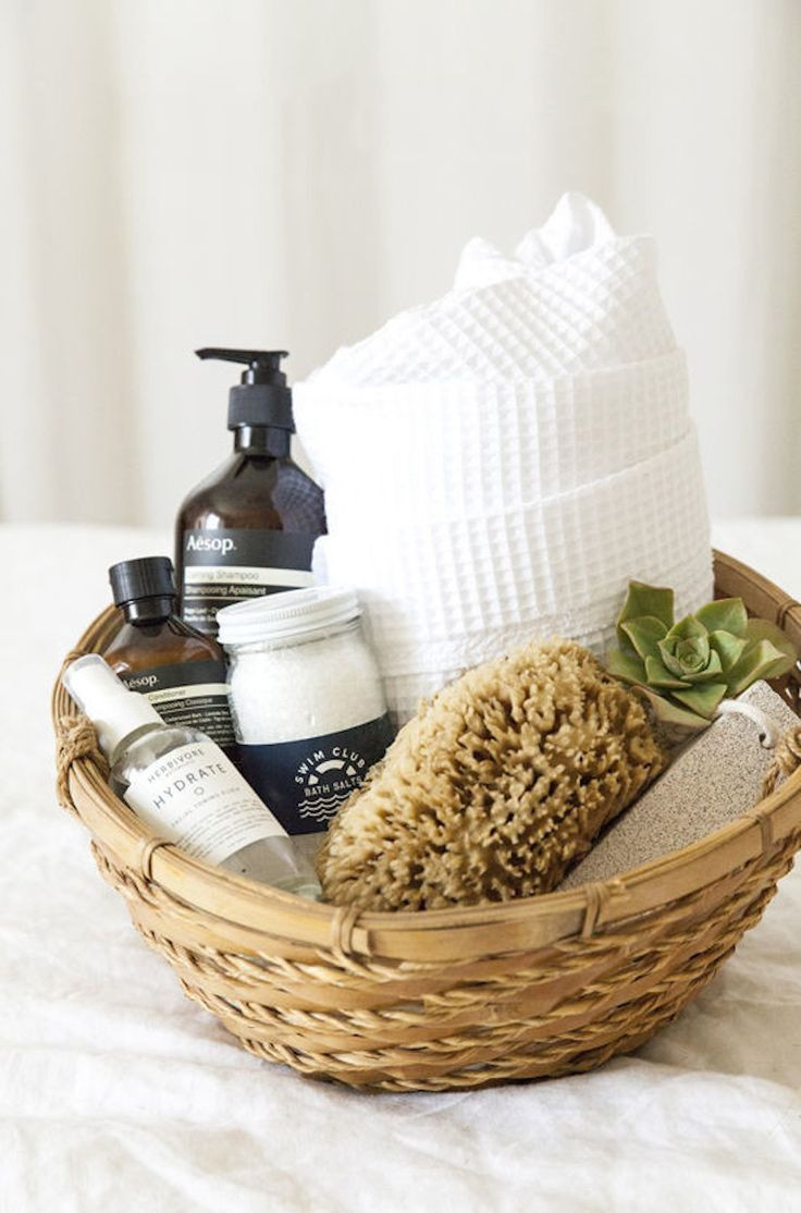 Best ideas about Gift Basket Ideas . Save or Pin GIFT BASKET IDEAS – The Love Notes Blog Now.