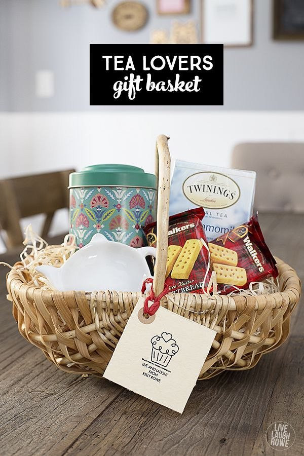 Best ideas about Gift Basket Ideas . Save or Pin DIY Gift Basket Ideas The Idea Room Now.