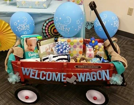 Best ideas about Gift Basket Ideas For Boys . Save or Pin DIY Baby Shower Gift Basket Ideas for Boys Now.