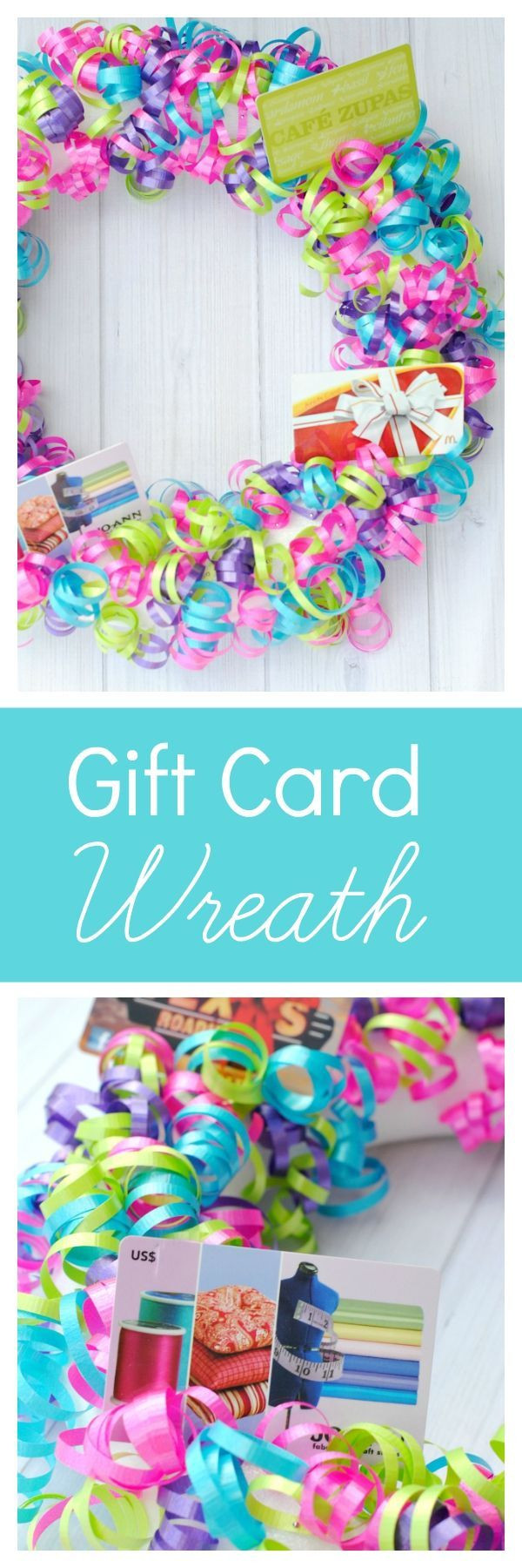 Best ideas about Gift Card Gift Ideas . Save or Pin Best 25 Gift card presentation ideas on Pinterest Now.