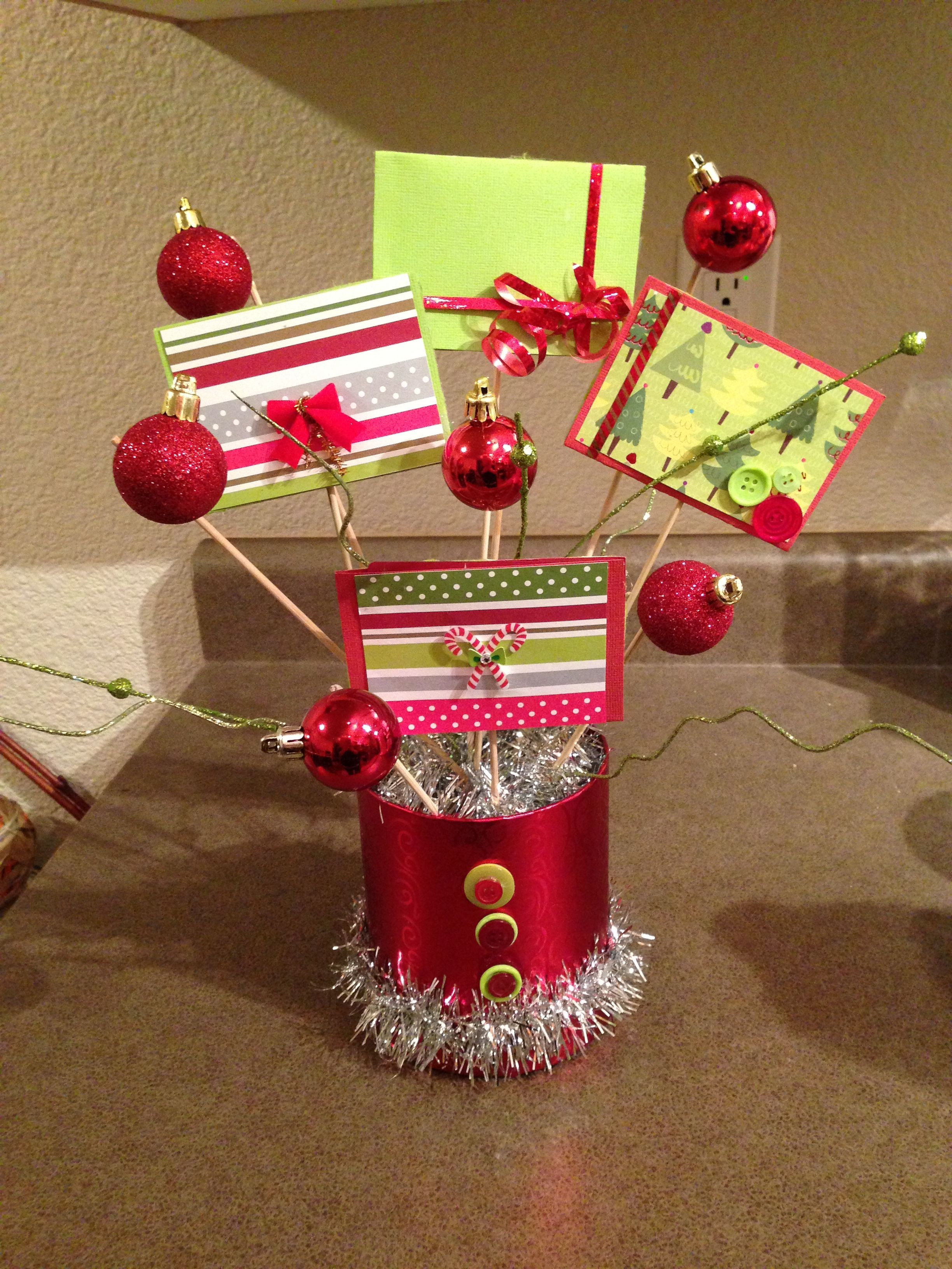 Best ideas about Gift Card Gift Ideas . Save or Pin Gift card bouquet Crafts Pinterest Now.