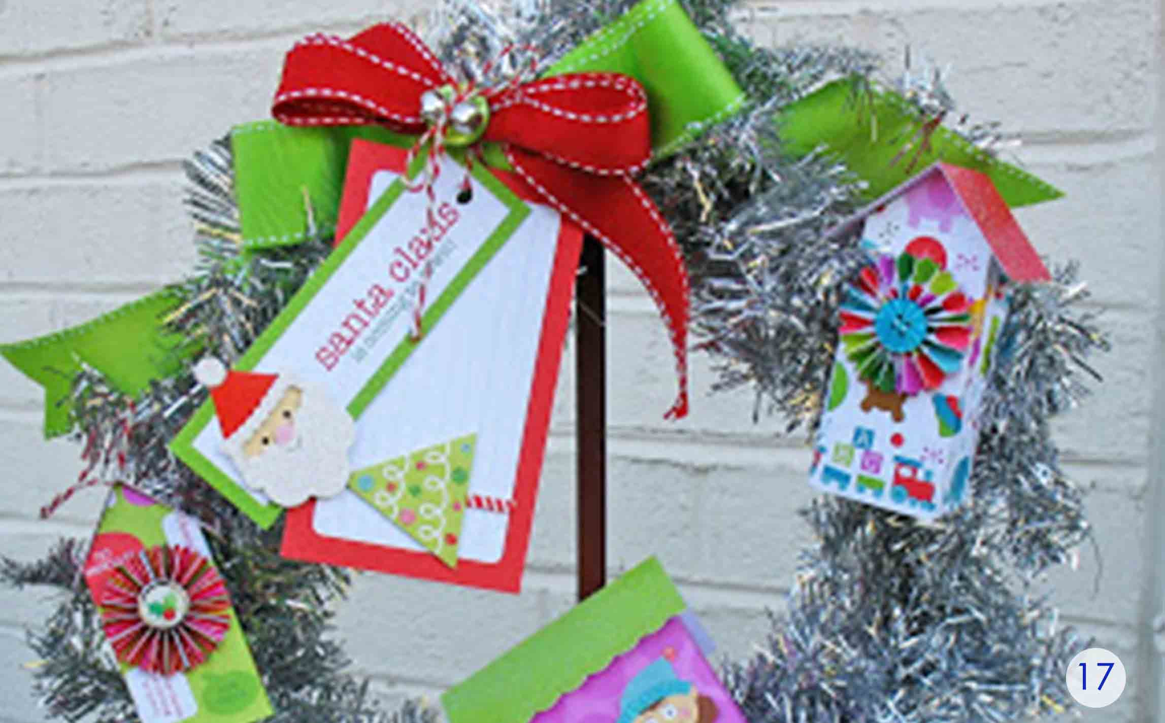 Best ideas about Gift Card Holder Ideas . Save or Pin The Best Gift Card Tree and Gift Card Wreaths Ever Now.