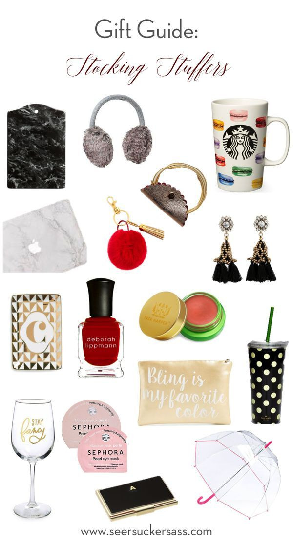 Best ideas about Gift Exchange Ideas $50 . Save or Pin 1000 ideas about Christmas Stocking Stuffers on Pinterest Now.
