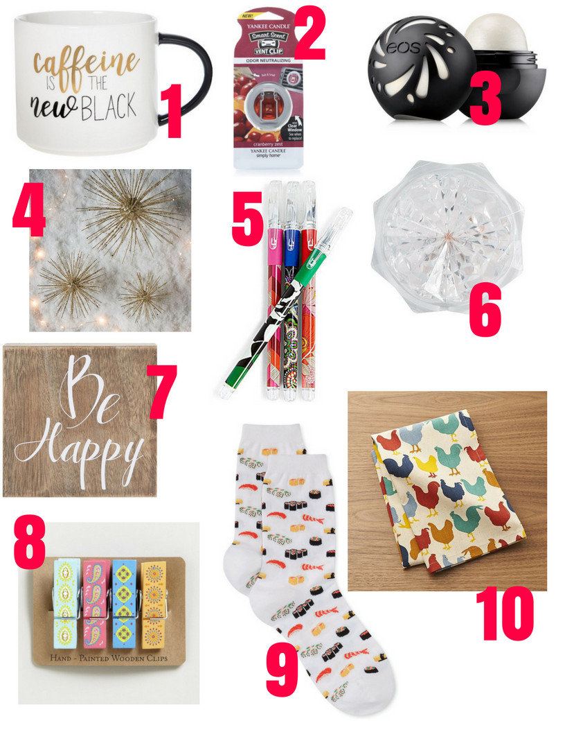 Best ideas about Gift Exchange Ideas $50 . Save or Pin Secret Santa Gifts for Any Price Range $5 $10 $25 $50 Now.