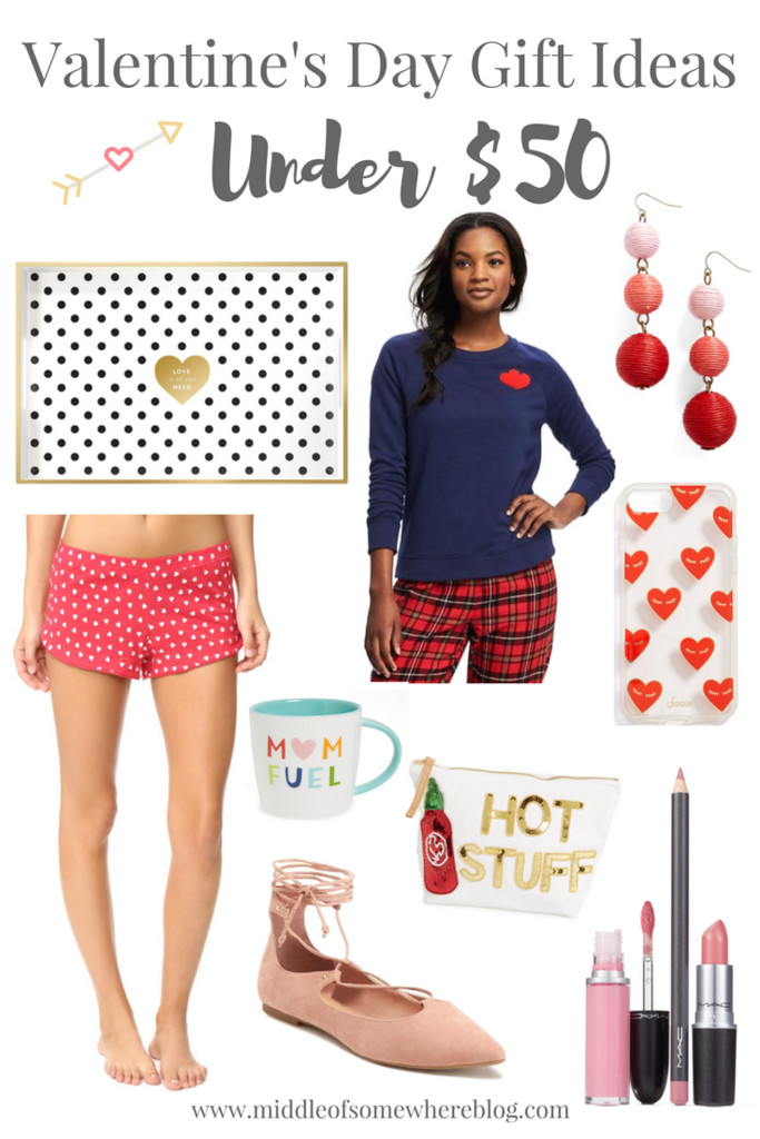 Best ideas about Gift Exchange Ideas $50 . Save or Pin Valentine s Day Favorites and Gift Ideas Under $50 Now.