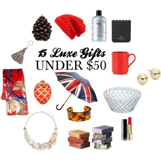 Best ideas about Gift Exchange Ideas $50 . Save or Pin Girlfriend t exchange ideas under $50 Susan Said Now.