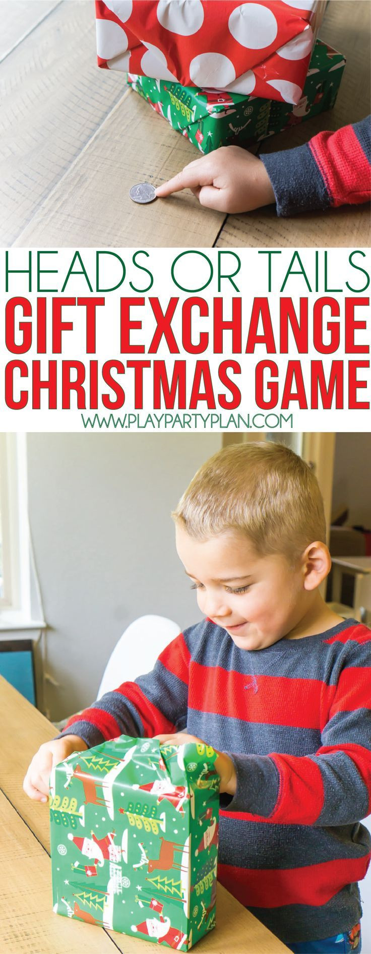 Best ideas about Gift Exchange Ideas For Large Family . Save or Pin Change up your t exchange tradition with this fun white Now.
