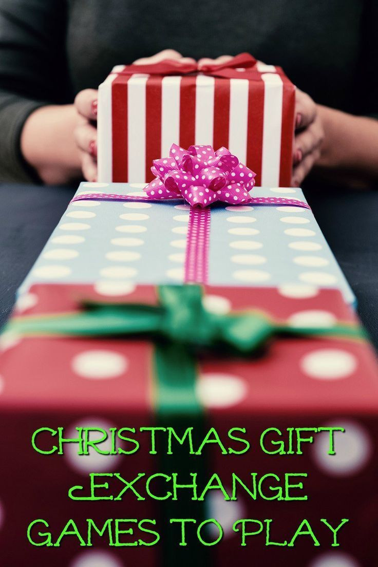 Best ideas about Gift Exchange Ideas For Large Family . Save or Pin 25 best ideas about Gift exchange games on Pinterest Now.