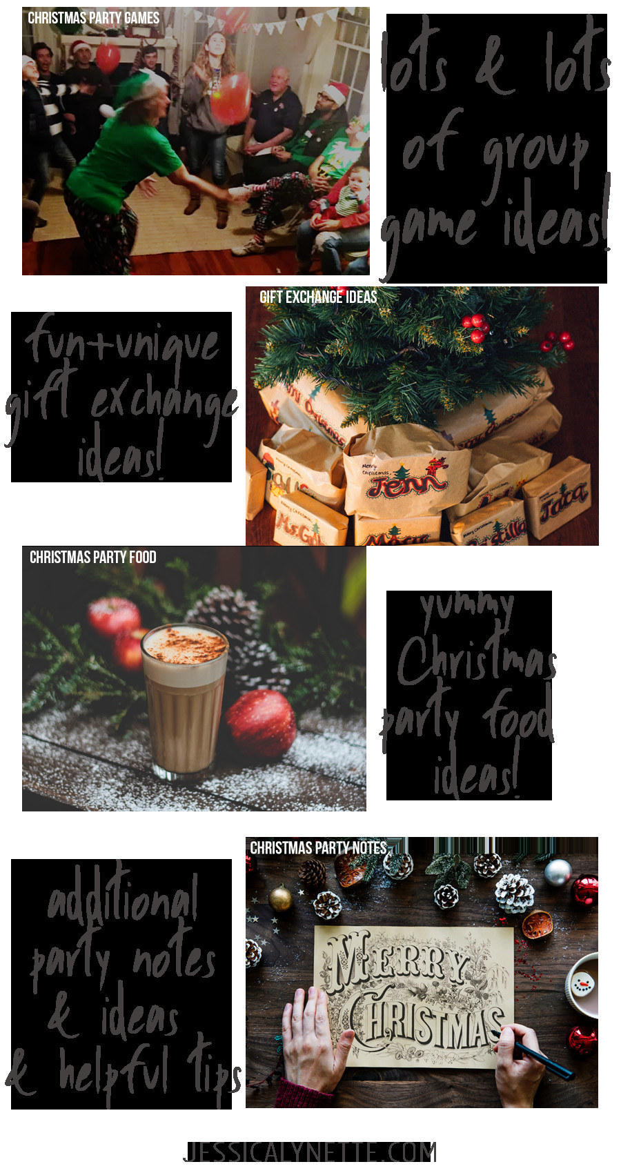 Best ideas about Gift Exchange Ideas For Large Family . Save or Pin Christmas Party Ideas and Games Now.