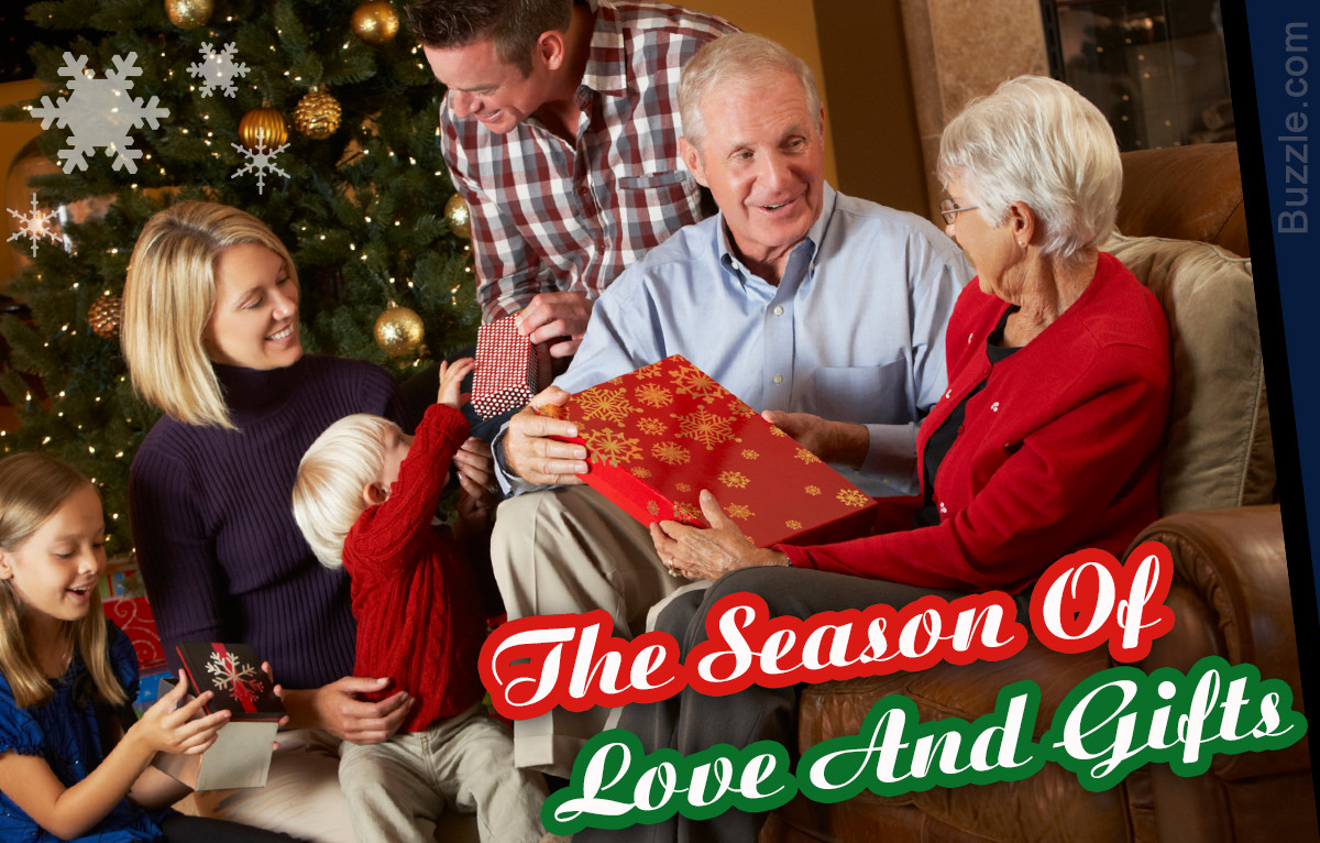 Best ideas about Gift Exchange Ideas For Large Family . Save or Pin Cool Family Christmas Gift Exchange Ideas That Everyone Now.
