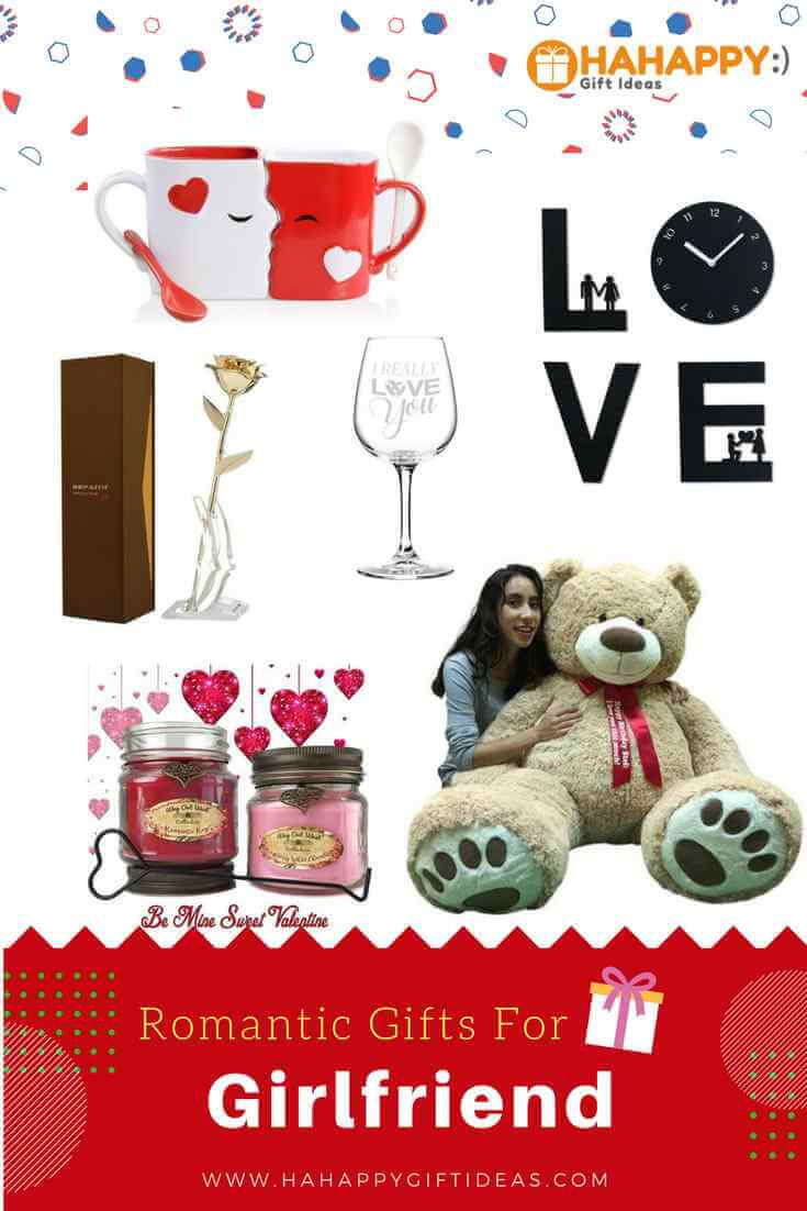 Best ideas about Gift For Gf Ideas . Save or Pin 21 Romantic Gift Ideas For Girlfriend Unique Gift That Now.