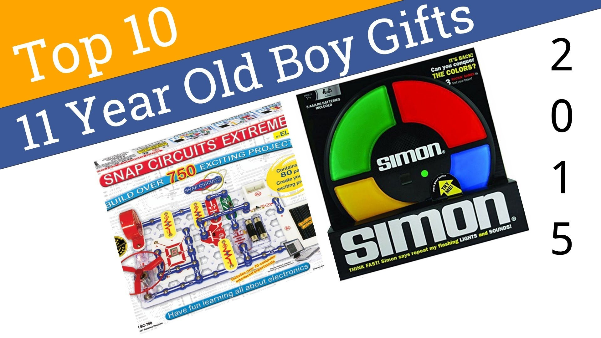 Best ideas about Gift Ideas 11 Year Old Boy . Save or Pin Christmas Gift Ideas 10 Year Old Boy Now.
