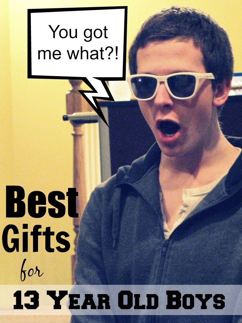 Best ideas about Gift Ideas 13 Year Old Boy . Save or Pin Best 25 Christmas t 13 year old boy ideas on Pinterest Now.