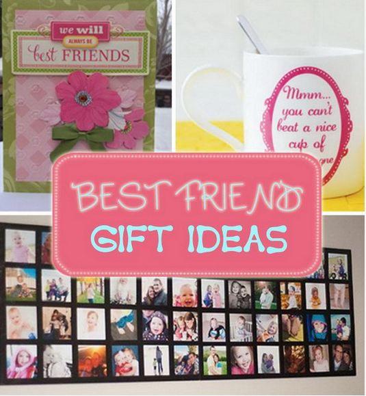 Best ideas about Gift Ideas Best Friend . Save or Pin Cool Best Friend Gift Ideas DIYCraftsGuru Now.