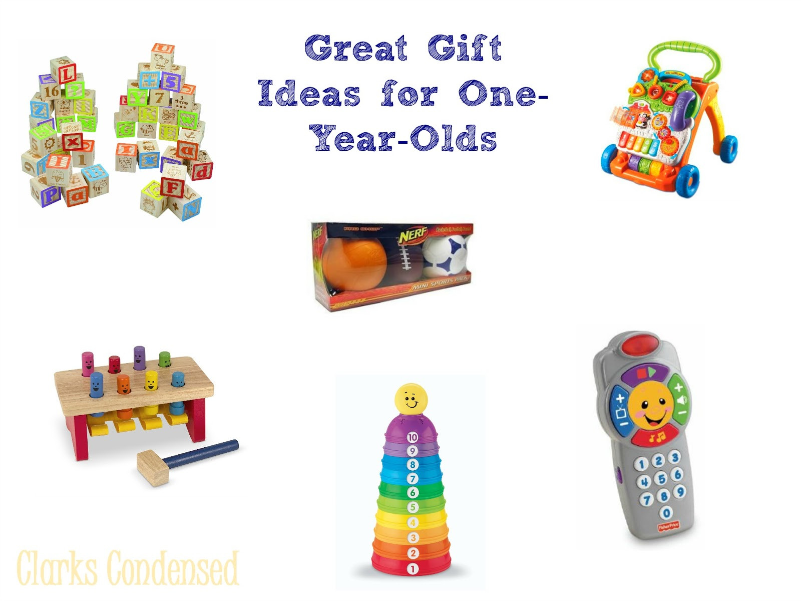 Best ideas about Gift Ideas For 1 Year Old . Save or Pin Best Gift Ideas for a e Year Old Now.