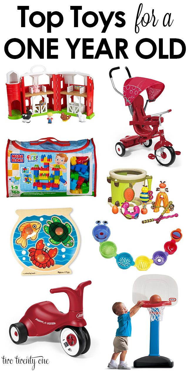 Best ideas about Gift Ideas For 1 Year Old Baby Girl . Save or Pin Best Toys for a 1 Year Old Now.