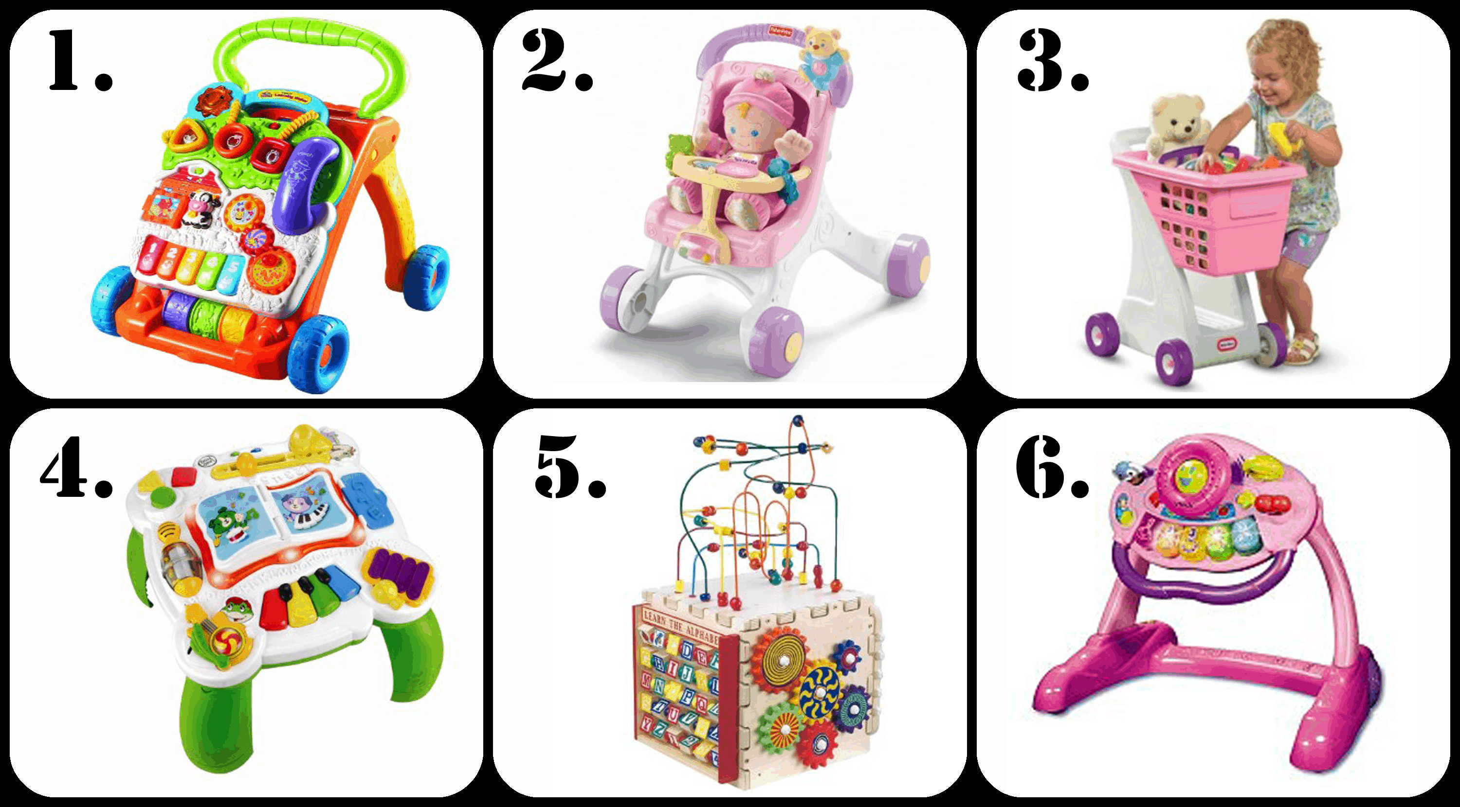 Best ideas about Gift Ideas For 1 Year Old Baby Girl . Save or Pin BEST Gifts for a 1 Year Old Girl • The Pinning Mama Now.