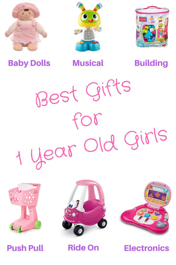 Best ideas about Gift Ideas For 1 Year Old Baby Girl . Save or Pin Best 25 Baby girl toys ideas on Pinterest Now.