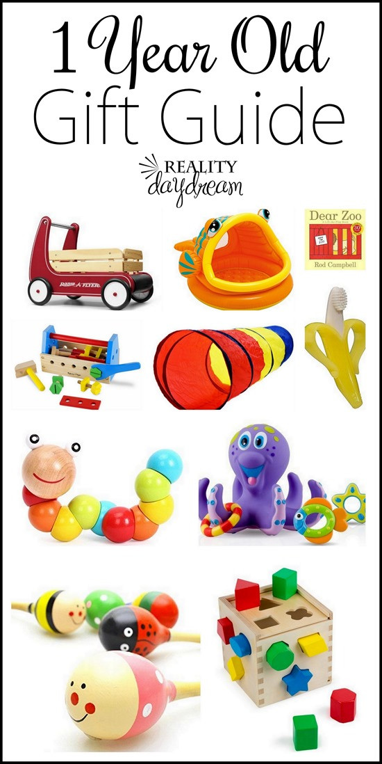 Best ideas about Gift Ideas For 1 Year Old Baby Girl . Save or Pin Non Annoying Gifts for e Year Olds Now.