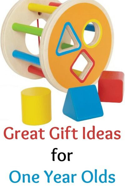 Best ideas about Gift Ideas For 1 Year Old . Save or Pin Great t ideas for one year olds Love old fashioned Now.