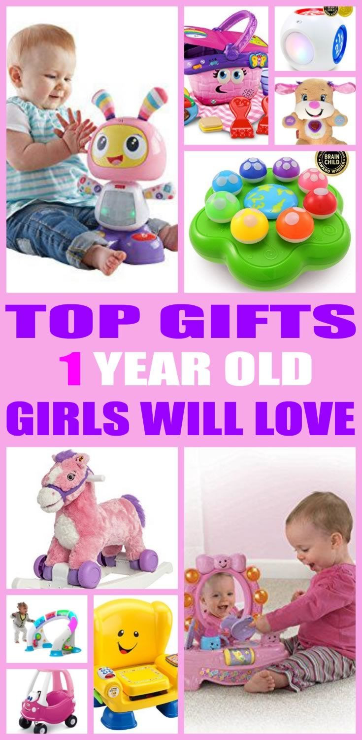 Best ideas about Gift Ideas For 1 Year Old . Save or Pin Best 25 Gift ideas for 1 year old girl ideas on Pinterest Now.