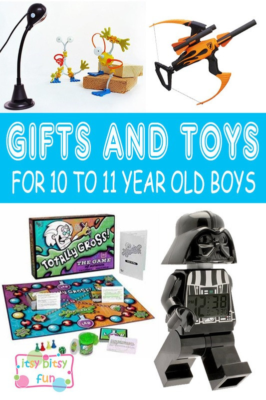 Best ideas about Gift Ideas For 10 Year Old . Save or Pin Christmas Gift Ideas 10 Year Old Boy Now.