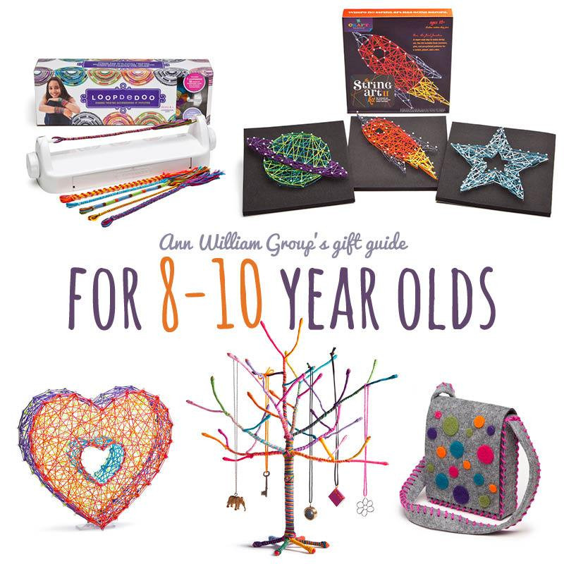 Best ideas about Gift Ideas For 10 Year Old . Save or Pin Crafty t ideas for the 8 to 10 year old on your list Now.