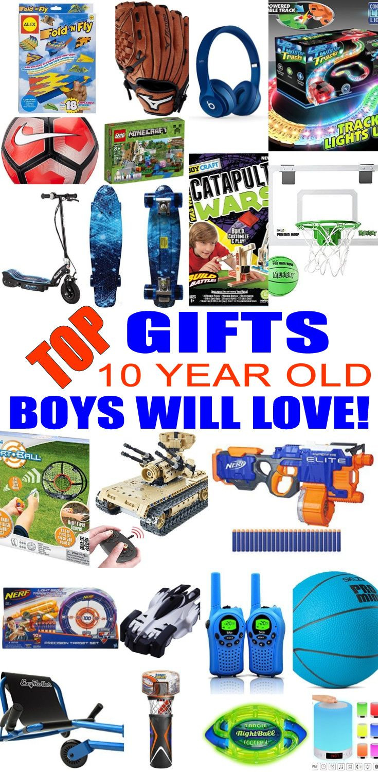 Best ideas about Gift Ideas For 10 Year Old . Save or Pin Best 25 Best ts for boys ideas on Pinterest Now.